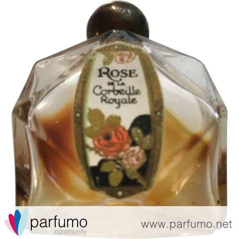 Rose by Corbeille Royale
