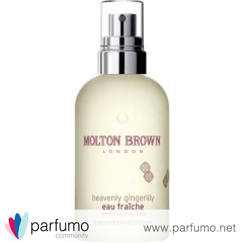 Heavenly Gingerlily (Eau Fraîche) by Molton Brown