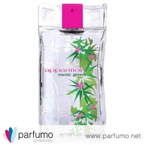 Apparition Exotic Green by Emanuel Ungaro