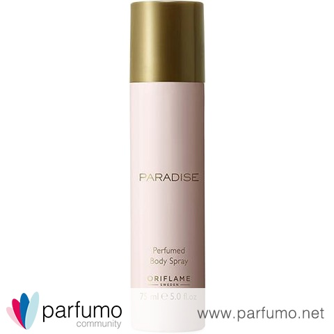Paradise (Body Spray) by Oriflame