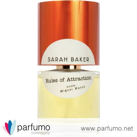 Rules of Attraction by Sarah Baker Perfumes