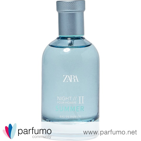 Night pour Homme II Summer by Zara