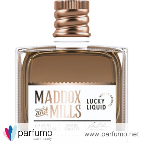 Lucky Liquid by Maddox and Mills
