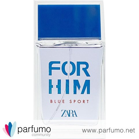 For Him Blue Sport von Zara