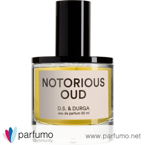 Notorious Oud by D.S. & Durga