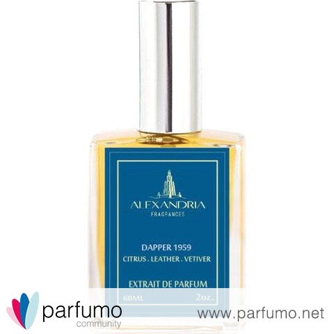 Dapper 1959 von Alexandria Fragrances