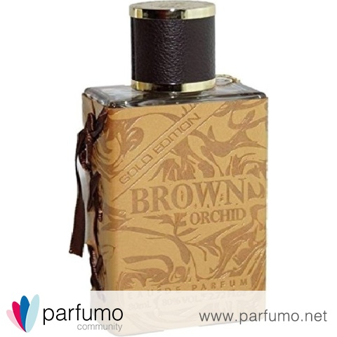 Brown Orchid Gold Edition by Fragrance World