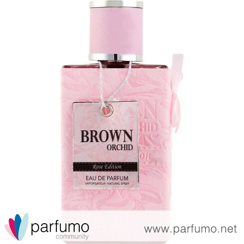 Brown Orchid Rose Edition by Fragrance World