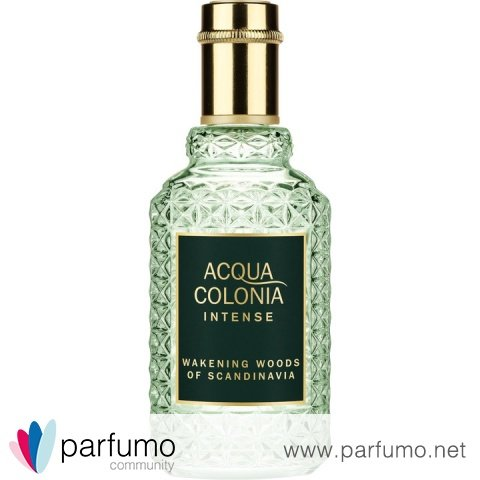 Acqua Colonia Intense - Wakening Woods of Scandinavia von 4711