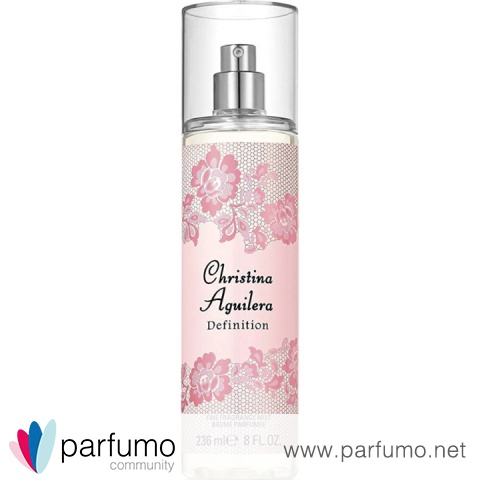 Definition (Fragrance Mist) by Christina Aguilera