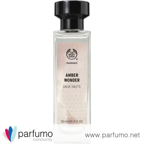Amber Wonder by The Body Shop