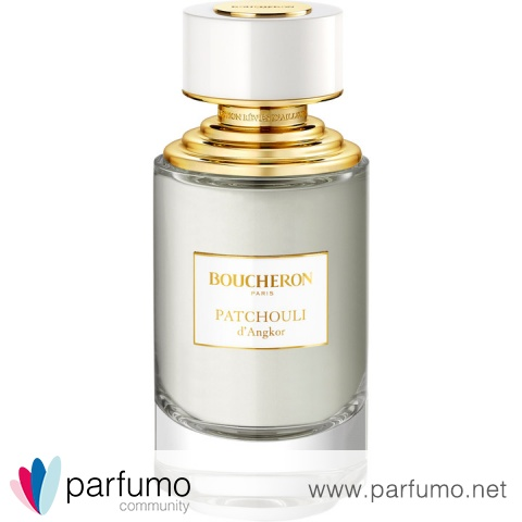 Patchouli d'Angkor by Boucheron