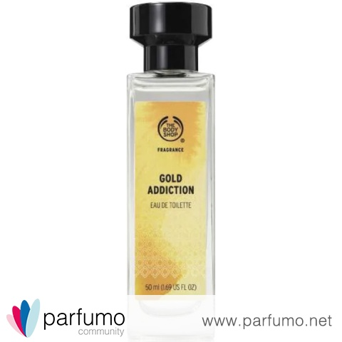 Gold Addiction by The Body Shop