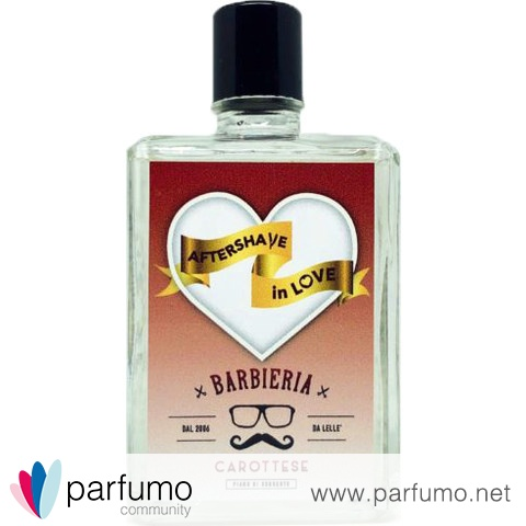 Aftershave In Love by Barbieria Carottese