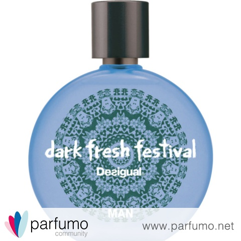Dark Fresh Festival by Desigual