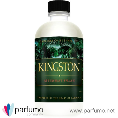 Kingston (Aftershave) von Barberry Coast Shave Co.