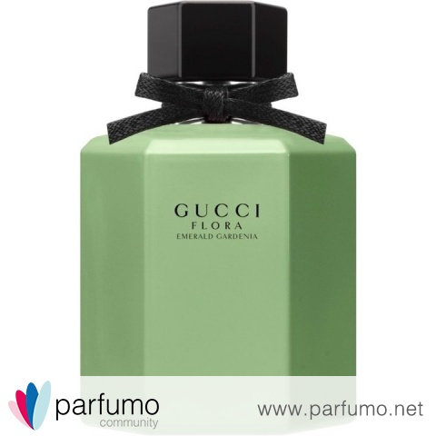 Flora Emerald Gardenia by Gucci