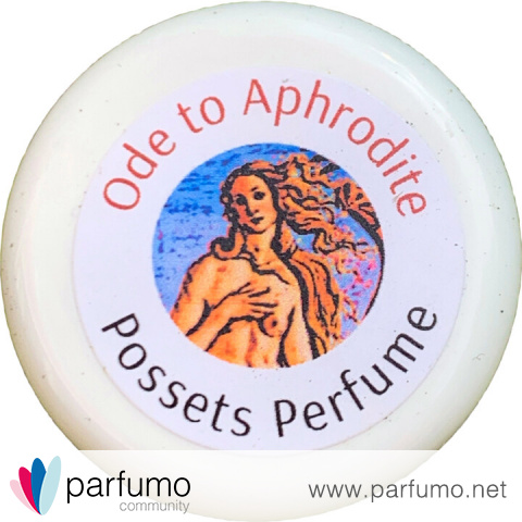 Ode to Aphrodite (Solid Perfume) von Possets