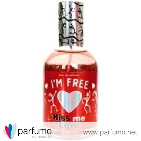 I'm Free - Kiss Me Love by Laurence Dumont