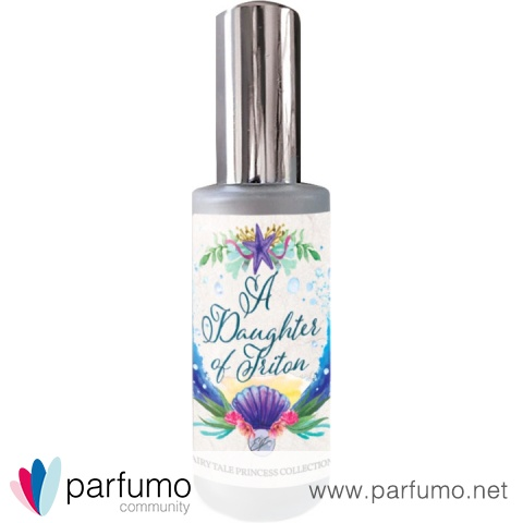 Fairy Tale Princess Collection - A Daughter of Triton by Elden Fragrances