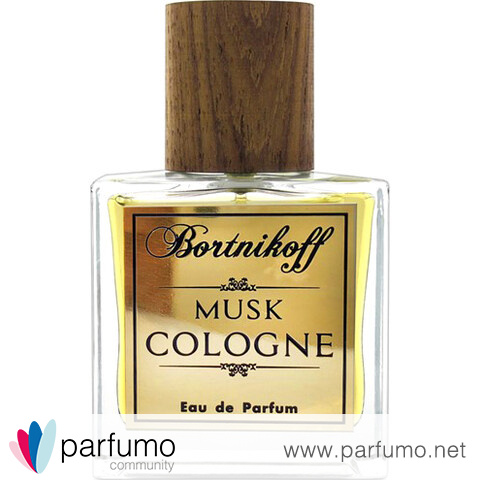 Musk Cologne by Bortnikoff