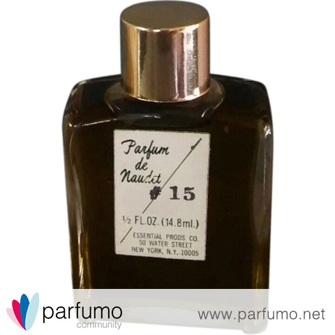 Parfum de Naudet #15 by Essential Prods. Co.