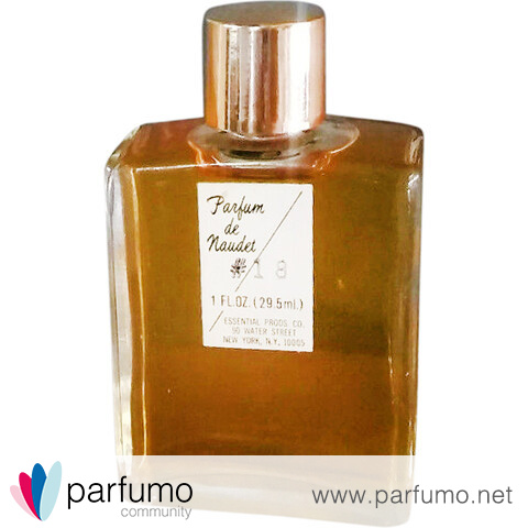 Parfum de Naudet #18 by Essential Prods. Co.