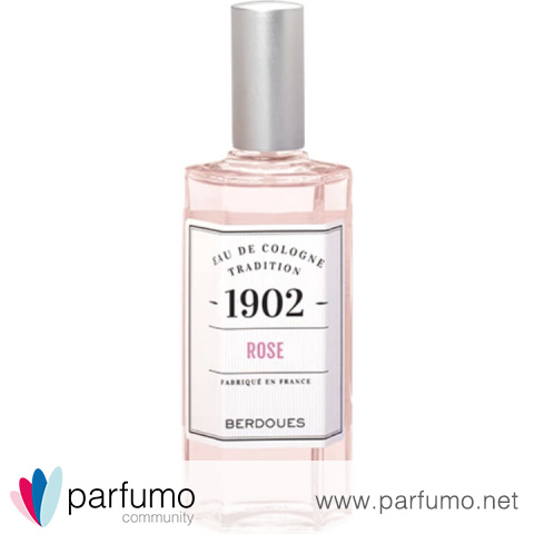 1902 Eau de Cologne Tradition - Rose by Berdoues