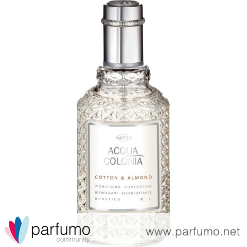 Acqua Colonia Cotton & Almond von 4711