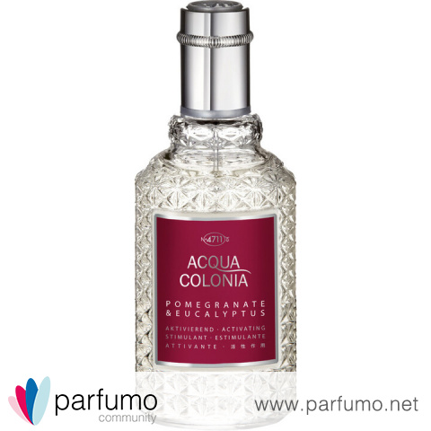 Acqua Colonia Pomegranate & Eucalyptus by 4711