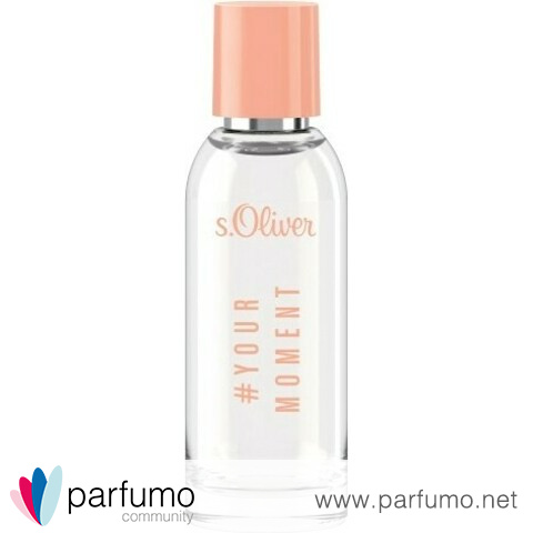 #Your Moment Women (Eau de Toilette) von s.Oliver