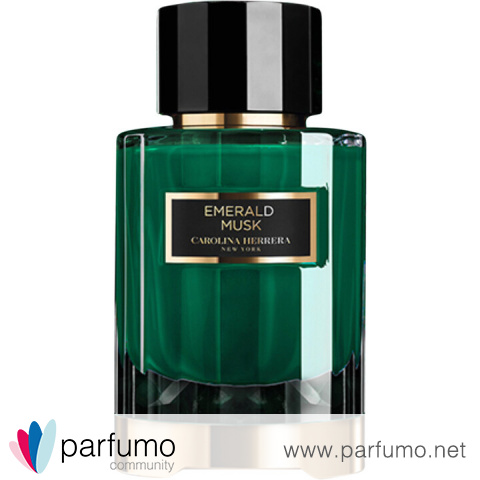 Confidential - Emerald Musk by Carolina Herrera