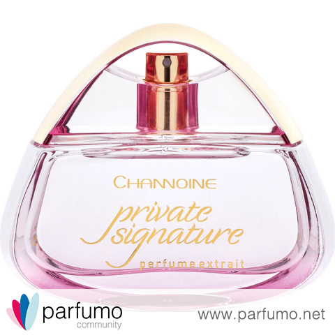 Private Signature von Channoine
