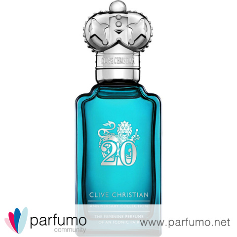 Anniversary Collection - 20: The Feminine Perfume of an Iconic Pair von Clive Christian