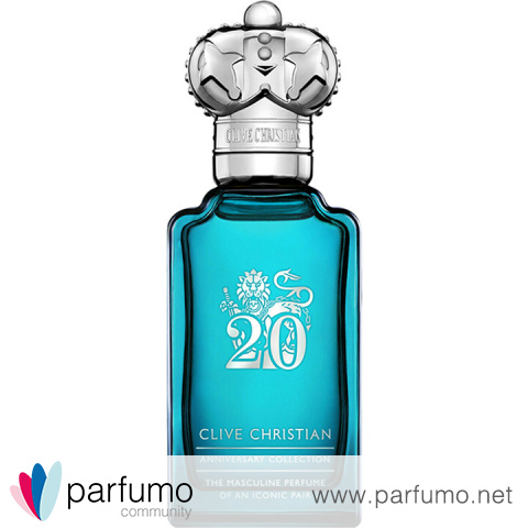 Anniversary Collection - 20: The Masculine Perfume of an Iconic Pair von Clive Christian