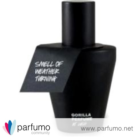 Gorilla Perfume At Lush - The Smell of Weather Turning by Lush