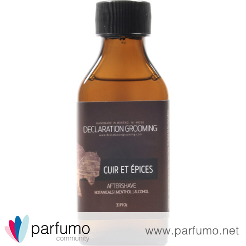Cuir et Épices by Declaration Grooming / L&L Grooming