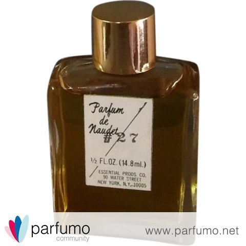 Parfum de Naudet #27 by Essential Prods. Co.