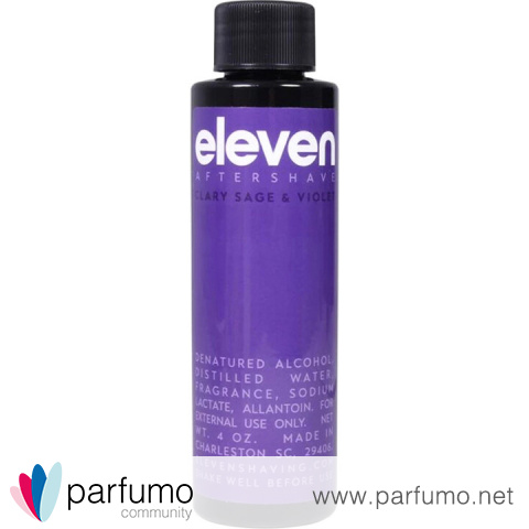 Clary Sage & Violet by Eleven