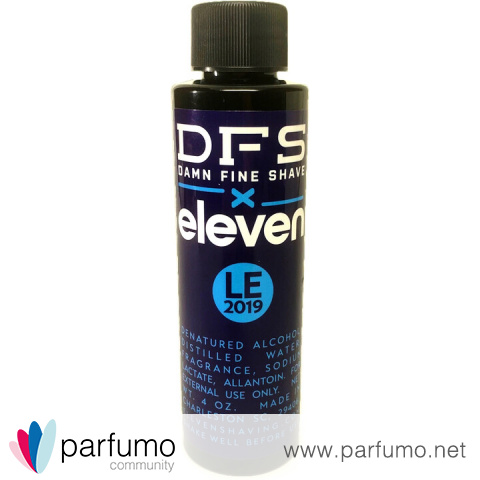 DFS - Damn Fine Shave by Eleven