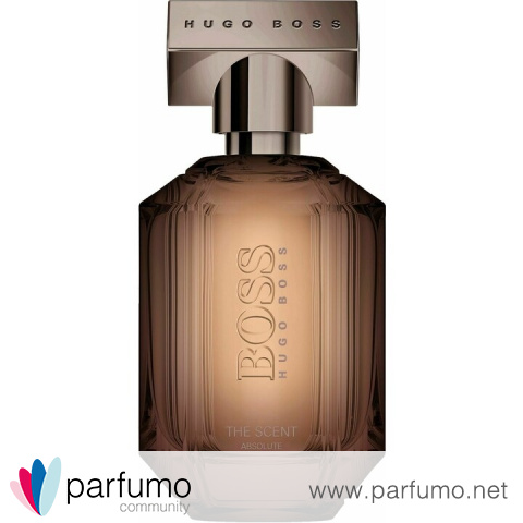 The Scent Absolute for Her von Hugo Boss