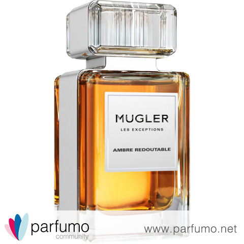 Les Exceptions - Ambre Redoutable by Mugler