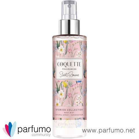 Stories Collection - Sweet Romance (Body Mist) by Coquette