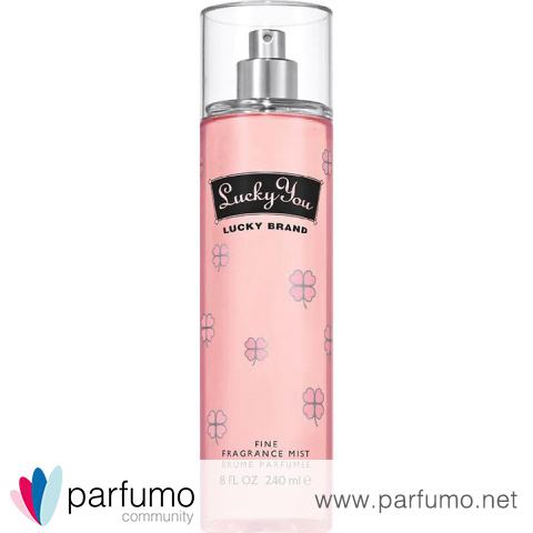 Lucky You for Women (Fragrance Mist) by Lucky Brand