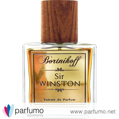 Sir Winston by Bortnikoff