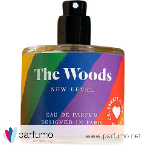 The Woods - New Level Celebrate Pride Edition von Brooklyn Soap Company