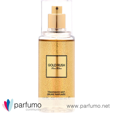 Gold Rush (Fragrance Mist) by Paris Hilton