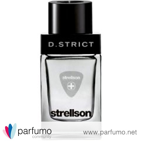 D.STRICT by Strellson