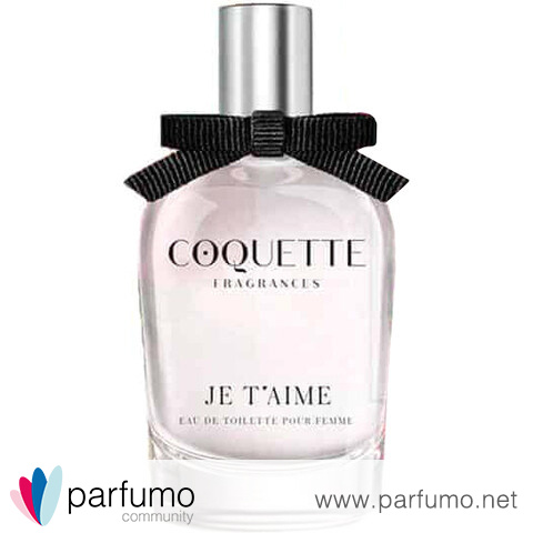 Je t'aime by Coquette