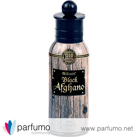 Black Afghano by Al-Nuaim